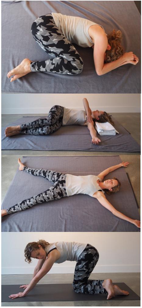 Yoga Somatics